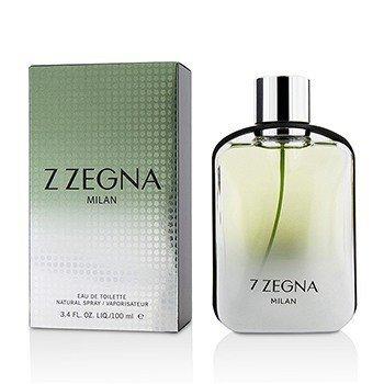 Ermenegildo Zegna Z Zegna Milan Eau De Toilette Spray  100ml/3.3oz