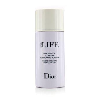 Christian Dior Hydra Life Time To Glow - Polvo Exfoliante Ultra Fino  40g/1.4oz