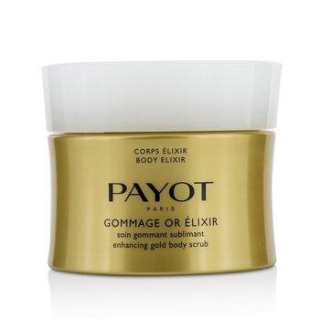 Payot Body Elixir Gommage Or Elixir Enhancing Gold Body Scrub  200ml/6.7oz