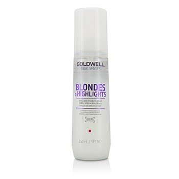 Goldwell Dual Senses Blondes & Highlights Spray Suero Brillante (Luminosidad Para Cabello Rubio)  150ml/5oz