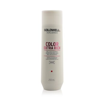 Goldwell Dual Senses Color Extra Rich Brilliance Shampoo (Luminosity For Coarse Hair)  250ml/8.4oz