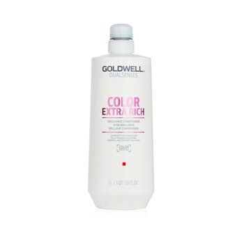 Goldwell Dual Senses Color Acondicionador Brillo Extra Rico (Luminosidad Para Cabello Áspero)  1000ml/33.8oz