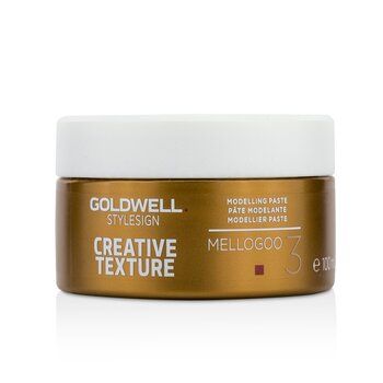 Goldwell Pasta do modelowania włosów Style Sign Creative Texture Mellogoo 3 Modelling Paste  100ml/3.3oz