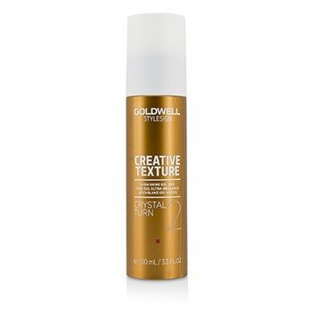 Goldwell Style Sign Creative Texture Crystal Turn 2 High-Shine Gel Wax  100ml/3.3oz