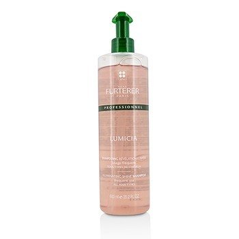 Rene Furterer Lumicia Illuminating Shine Shampoo - Frequent Use (All Hair Types)  600ml/20.29oz