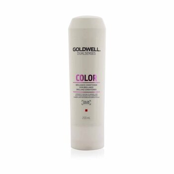 Goldwell Dual Senses Color Brilliance Conditioner (Luminosity For Fine to Normal Hair)  200ml/6.7oz