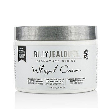 Billy Jealousy Signature Series Whipped Cream Espuma de Afeitar Tradicional  236ml/8oz
