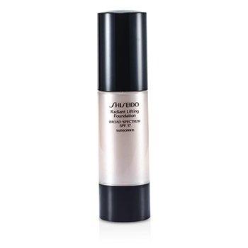 Shiseido Radiant Lifting Foundation SPF 17 - # WB60 Natural Deep Warm Beige  30ml/1.2oz