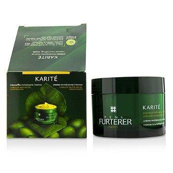 Rene Furterer Karite Intense Mascarilla Nutritiva - Para Cabello Muy Seco, Dañado (Caja Ligeramente Dañada)  200ml/6.9oz