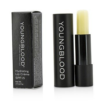 Youngblood Mineral Hydrating Lip Creme SPF 15 (Exp. Date 03/2018)  4g/0.14oz