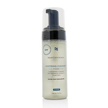 Skin Ceuticals Soothing Cleanser Foam  150ml/5oz