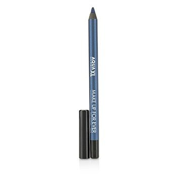 Make Up For Ever Aqua XL Extra Long Lasting Waterproof Eye Pencil - # S-20 (Satiny Navy Blue)  1.2g/0.04oz