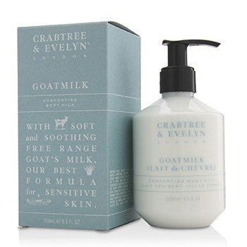 Crabtree & Evelyn Goatmilk Comforting Body Milk  250ml/8.4oz