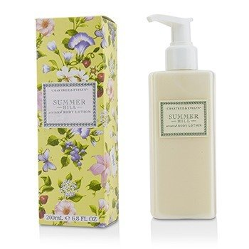 Crabtree & Evelyn Summer Hill Scented Body Lotion  200ml/6.8oz