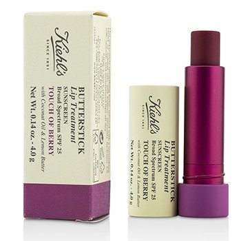 Kiehl's Butterstick Lip Treatment SPF25 - Touch Of Berry  4g/0.14oz