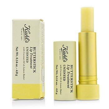 Kiehl's Butterstick Lip Treatment - Untinted  4g/0.14oz