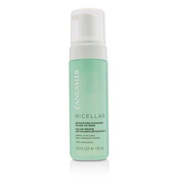 לנקסטר Micellar Detoxifying Cleansing Water-To-Foam - Normal to Oily Skin, Including Sensitive Skin  150ml/5oz