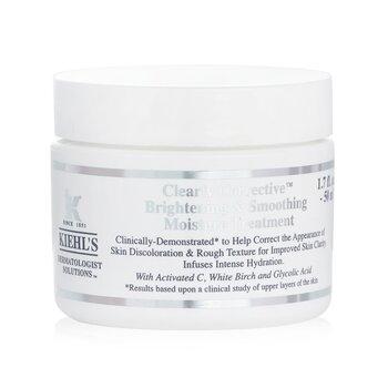 キールズ Clearly Corrective Brightening & Smoothing Moisture Treatment  50ml/1.7oz