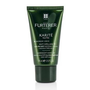 Rene Furterer Karite Nutri Intense Nourishing Overnight Care (Very Dry Hair)  75ml/2.5oz