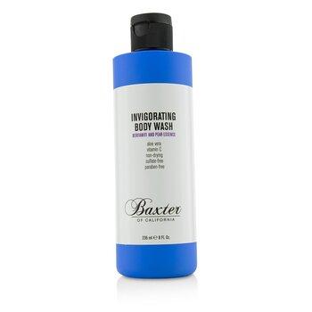 Baxter Of California Invigorating Body Wash - Bergamot and Pear Essence 331229  236ml/8oz
