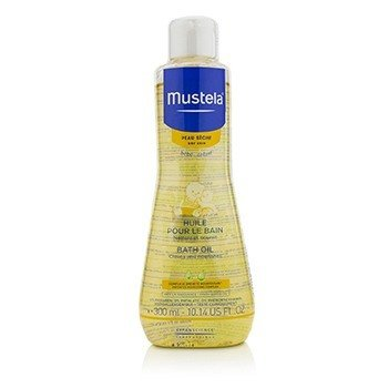 Mustela Bath Oil - Dry Skin  300ml/10.14oz