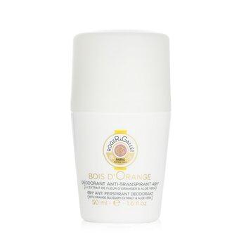 Roger & Gallet Bois d' Orange 48H Anti Perspirant Deodorant Roll On  50ml/1.6oz