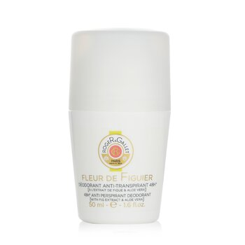 Roger & Gallet Fleur De Figuier 48H Anti Perspirant Deodorant Roll On  50ml/1.6oz