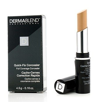 Dermablend Quick Fix Concealer (High Coverage) - Medium (35C)  4.5g/0.16oz