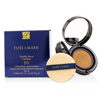 Estee Lauder Double Wear Cojín BB Compacto Líquido Uso de Todo el Día SPF 50 - # 2C2 Pale Almond  12g/0.42oz