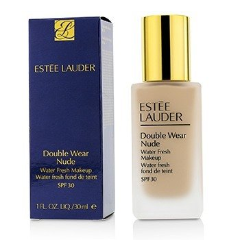 Estee Lauder Double Wear Nude Water Fresh Maquillaje SPF 30 - # 1C2 Petal  30ml/1oz