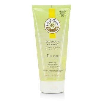 Roge & Gallet Green Tea (The Vert) Gel de Ducha Relajante  200ml/6.6oz