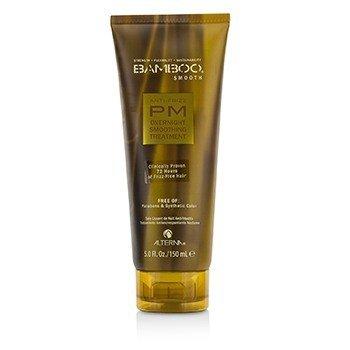אלטרנה Bamboo Smooth Anti-Frizz PM Overnight Smoothing Treatment  150ml/5oz