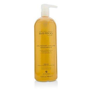 Alterna Bamboo Volume Abundant Volume Shampoo (For Strong, Thick, Full-Bodied Hair)  1000ml/33.8oz