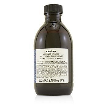 Davines Alchemic Shampoo - # Silver (For Natural & Coloured Hair)  280ml/9.46oz