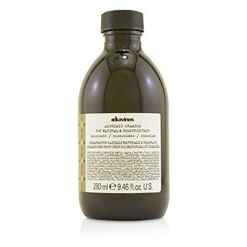 Davines Alchemic Shampoo - # Chocolate (For Natural & Coloured Hair)  280ml/9.46oz