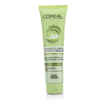 L'Oreal Skin Expert Pure-Clay Cleanser - Purify & Mattify  150ml/5oz
