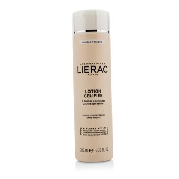 Lierac Double Tonique Lotion Gelifiee Double Toning Gel Lotion  200ml/6.76oz