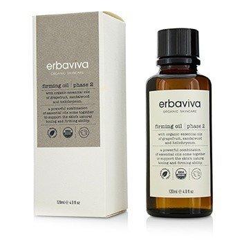 Erbaviva Firming Oil : Phase 2  120ml/4oz