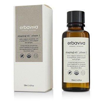Erbaviva Shaping Oil : Phase 1  120ml/4oz