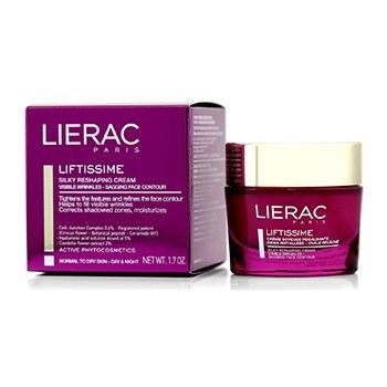 Lierac Liftissime Silky Reshaping Cream (For Normal To Dry Skin)  50ml/1.7oz