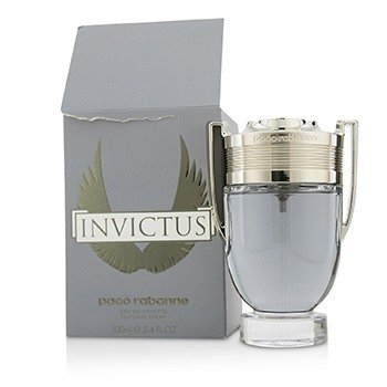 Paco Rabanne Invictus Eau De Toilette Spray (Box Slightly Damaged)  100ml/3.4oz