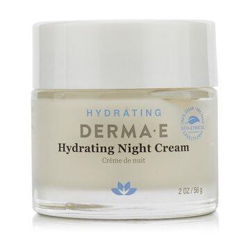 Derma E Hydrating Night Cream  56g/2oz