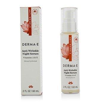 Derma E Anti-Wrinkle Night Serum  60ml/2oz