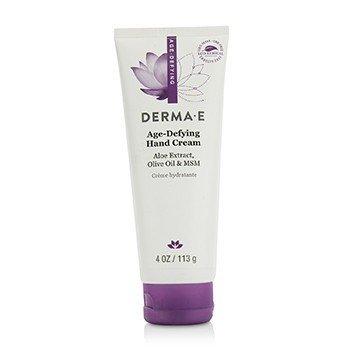 Derma E Age-Defying Hand Cream  113g/4oz