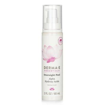Derma E Essentials Ночной Пилинг  60ml/2oz