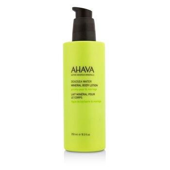 Ahava Deadsea Water Loción Corporal Mineral - Prickly Pear & Moringa  250ml/8.5oz