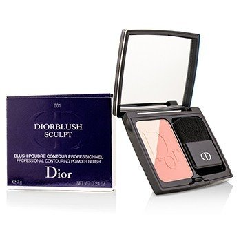 Christian Dior Diorblush Sculpt Professional Contouring Powder Blush - # 001 Pink Shape  7g/0.24oz