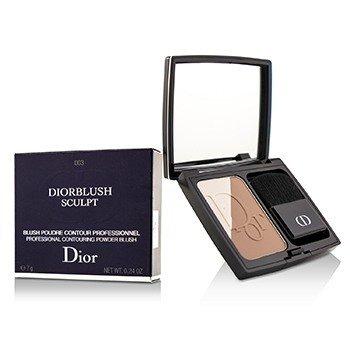 Christian Dior Diorblush Sculpt Professional Contouring Powder Blush - # 003 Beige Contour  7g/0.24oz