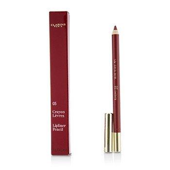 קלרינס Lipliner Pencil - #05 Roseberry  1.2g/0.04oz