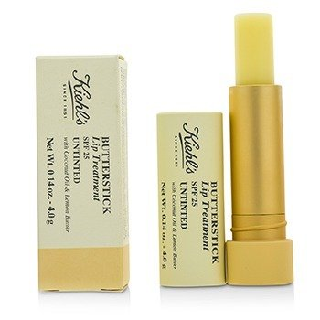 Kiehl's Butterstick Lip Treatment SPF25 - Untinted  4g/0.14oz
